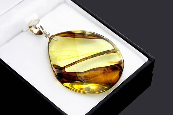 Organic Baltic Amber, Baltic Amber, Baltic Amber Jewelry, Baltic Amber Pendant, Baltic Amber Jewelry For Sale, Baltic Amber For Women, Gift
