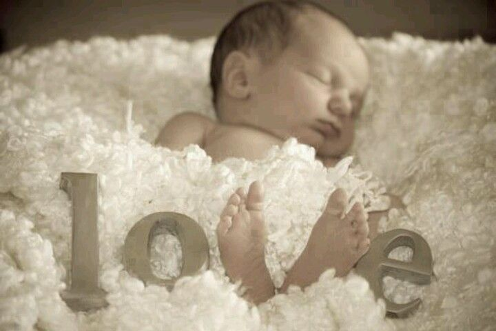 Cute baby pic...or even pic for Valentines Day!