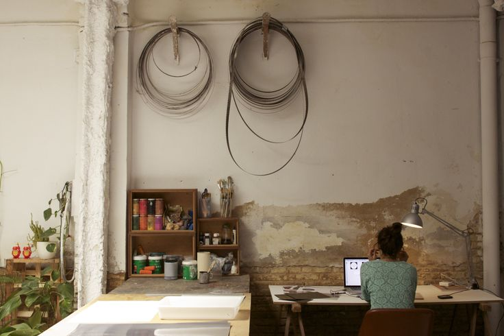 Taller de Radios - Work Space in Valencia
