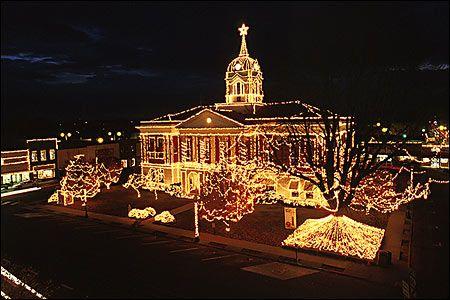 White County Courthouse...Searcy Arkansas where I was born.