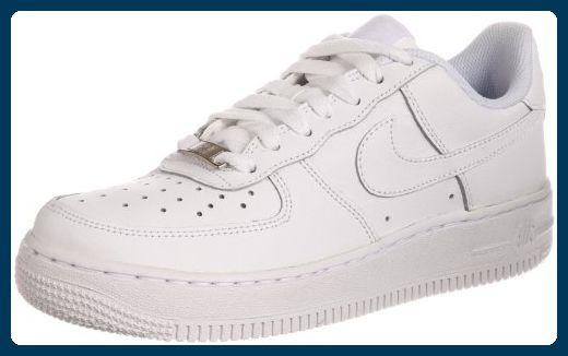 Nike Air Force 1 Mid (GS) (314192-117), Gr. EU 38.5 - Sneakers für frauen (*Partner-Link)