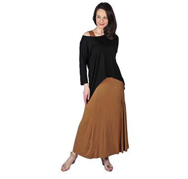 SPANNER Side Pleat Detail Skirt #SPANNER #InspiredStyle #Fall #Fall15 #Fashion #Style #Design #Canada #Shop #Online #Womens #Clothing #Inspire #TheShoppingChannel #TSC