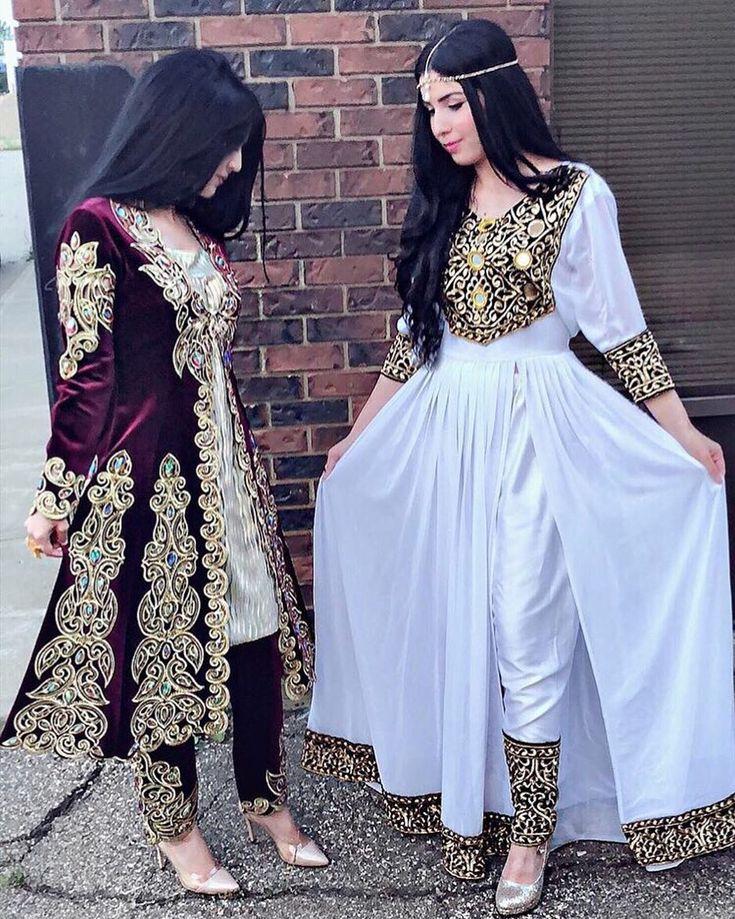 """Afghan💗Dukht on Instagram """"Tajiki 🇹🇯 x Afghan attire"""