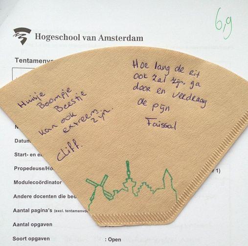De Koffiefilter #43 met Cliff Herder en Faissal el Hadji http://www.dekoffiefilter.nl/filter/de-koffiefilter-43-met-cliff-herder-en-faissal-el-hadji/