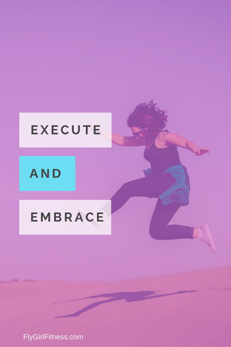 Execute and Embrace