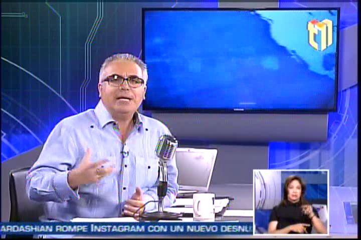 Roberto Cavada Analiza La Recaudación De Fondos De Danilo Medina Con Empresarios De Santiago #Video