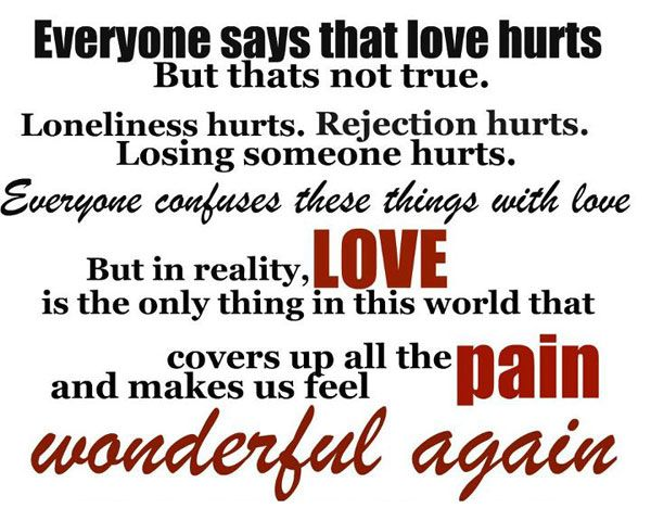 Sad Quotes On Love Rejection : quotes sad quotes daily quotes quotable quotes rejection hurts love ...