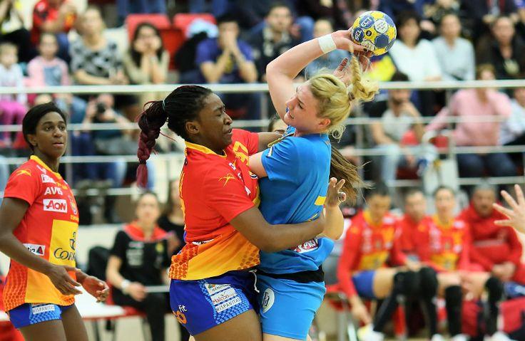 România, echipa națională feminină de handbal, a disputat, vineri, primul meci al dublei amicale cu Spania