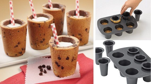 Make Your Own Cookie Shot Glasses