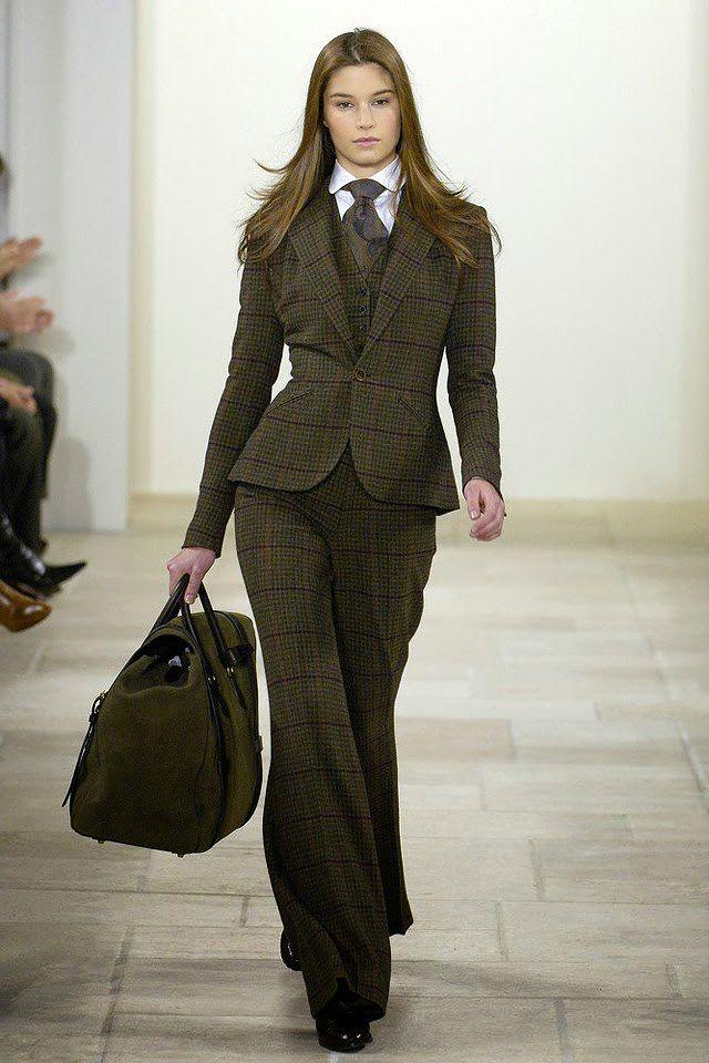 Dark Green Womens Suit Dress Yy