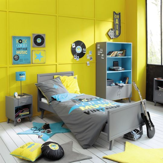 maisons du monde nouveaut s chambre enfant fille gar on ado b b. Black Bedroom Furniture Sets. Home Design Ideas
