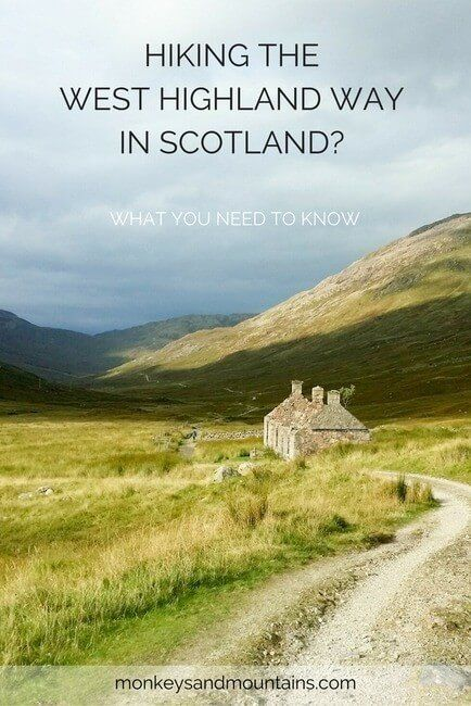 The West Highland Way is Scotland's first official long distance walking route, and its most famous, attracting 15,000 hikers each year! It's also one of the most scenic long distance hikes that I've done!