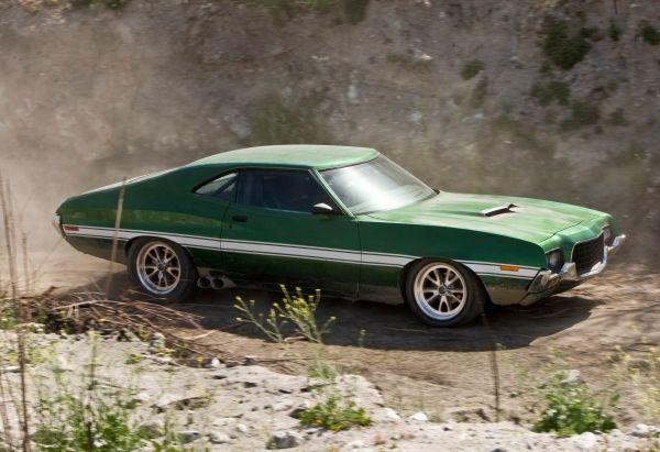 1972 Ford Grand Torino Sport Fastback | custom restored |  Rare American Muscle car