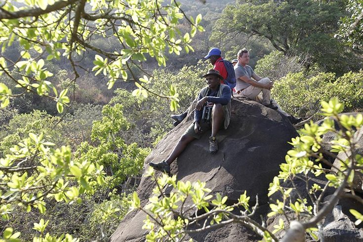 Kudu's Valley Trail. This looks like an amazing slackpacking trail