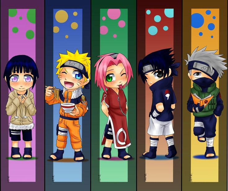 Naruto bookmarks by Momiji95 on DeviantArt