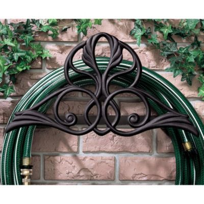 17 Best Images About Hose Holder Wrought Iron On