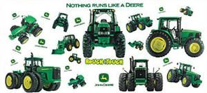 Removable John Deere Wall Decorations and more john deere merchandise