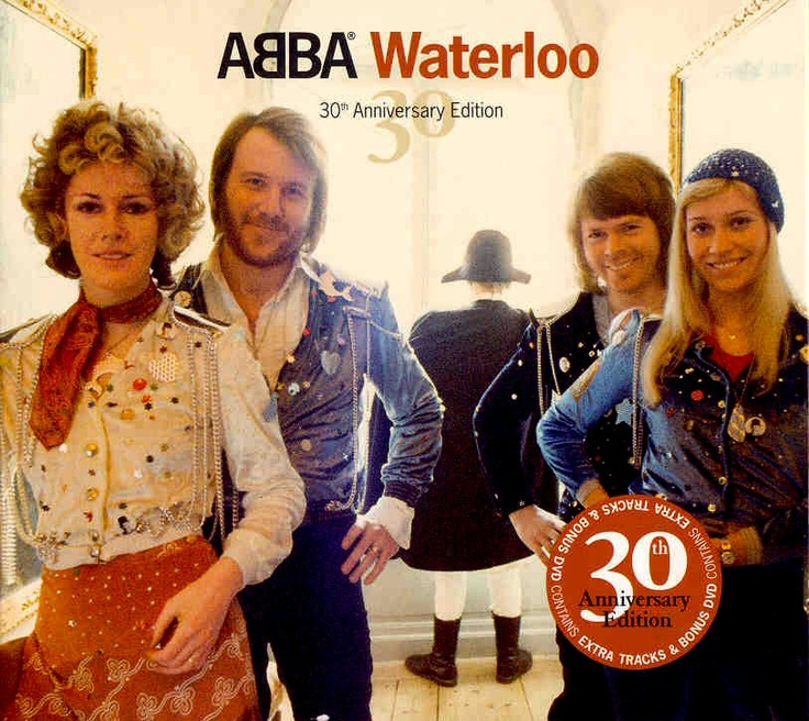 2do Album: WATERLOO