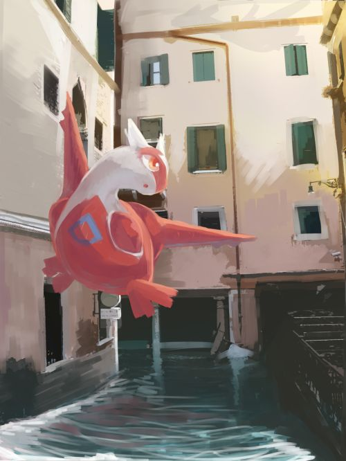 Latias - Pokemon