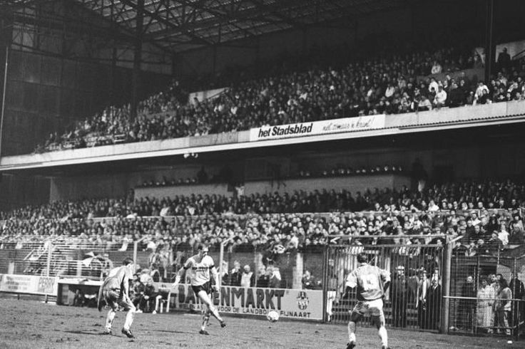 NAC Breda (jaartal: 1990 tot 2000) - Foto's SERC