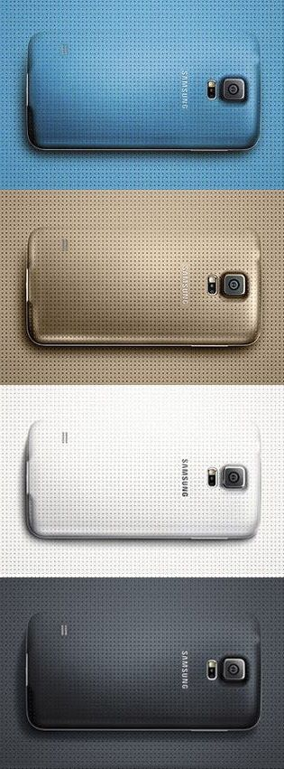 Which is your favourite colour of the Samsung Galaxy S5? Electric Blue Copper…