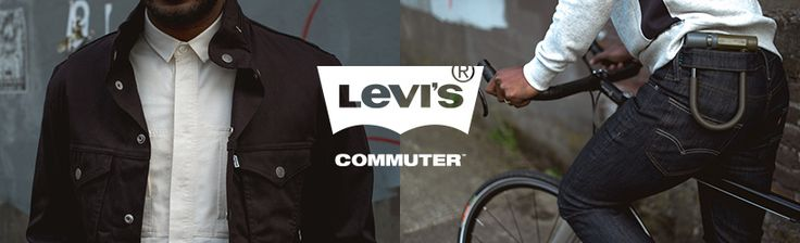 We'll be carrying these Levis bike commuter jeans just in time for the holidays!