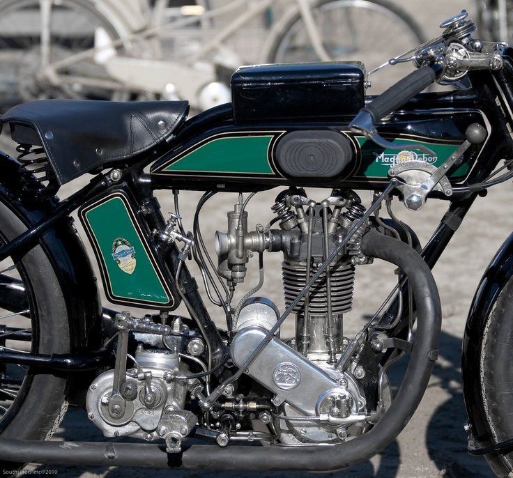 Magnat debon: Motorcycles 1, Thumper Bike, Magnat Debon