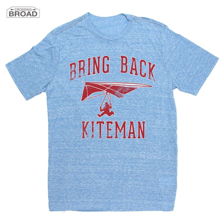 Bring Back Kiteman
