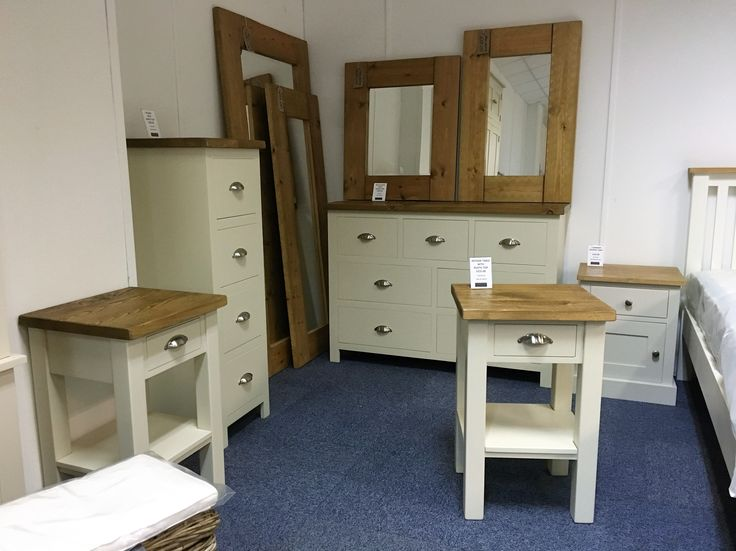 Bedroom furniture. CAN BE MADE ANY SIZE OR PAINTED ANY COLOUR. www.cobwebsfurniture.co.uk