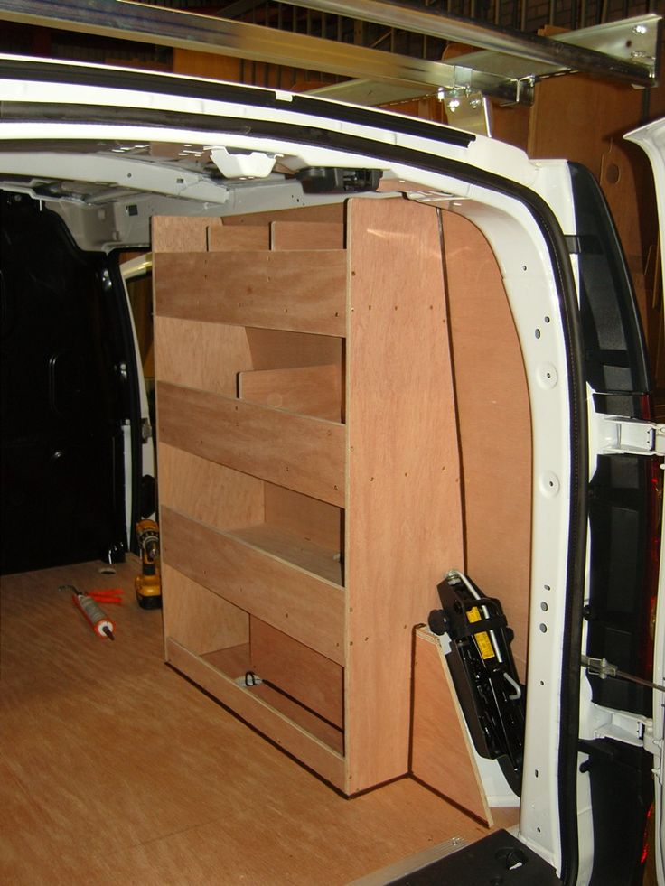 Best 25 Van Racking Systems Ideas On Pinterest Garage