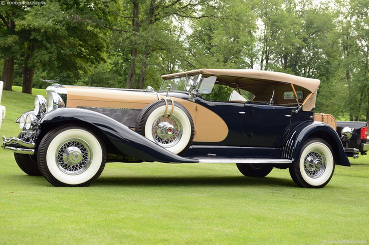 duesenberg cars | 1935 Duesenberg Model SJ news, pictures, specifications, and ...