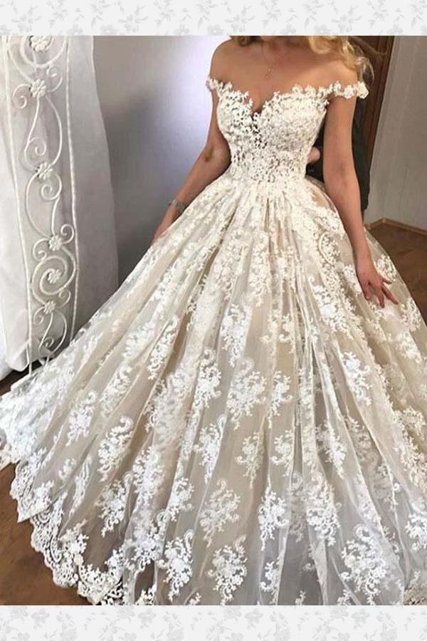 a2d2153ef1ad Wedding Dresses 2018 #WeddingDresses2018, Wedding Dresses Lace  #WeddingDressesLace, Wedding Dresses Cheap #WeddingDressesCheap, Ball Gown  Wedding Dresses ...