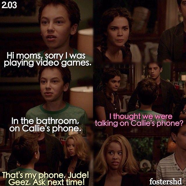Season 2 Episode 3: Mariana, Jude, Callie, Brandon