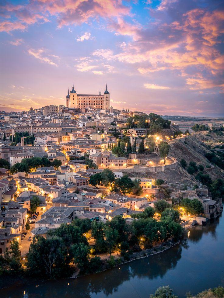 Alcázar of Toledo, España