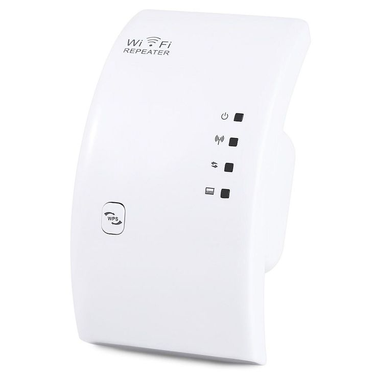 Wireless WIFI Repeater 300 Mbps WiFi Segnale Gamma Extander WiFi Amplificatore d