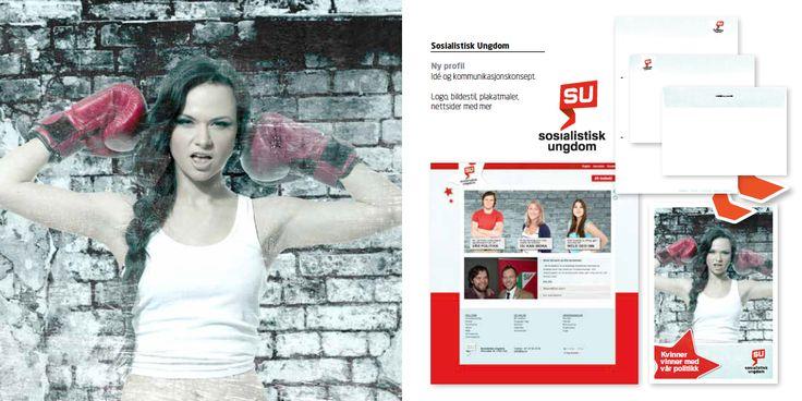 Designprofil for Sosialistisk ungdom