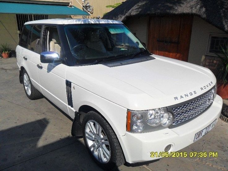 Land Rover Range Rover TDV8 SE Vogue 2009 with 172000 km, this vehicle retails for R502200 we are selling for only R399 900 don't miss out on this bargain, a lot of car for little money. Contact Andries du Plessis 0796939251 now.