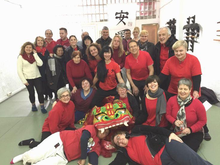 AIDO Asociación: Fiesta del Año Nuevo Chino 2015
