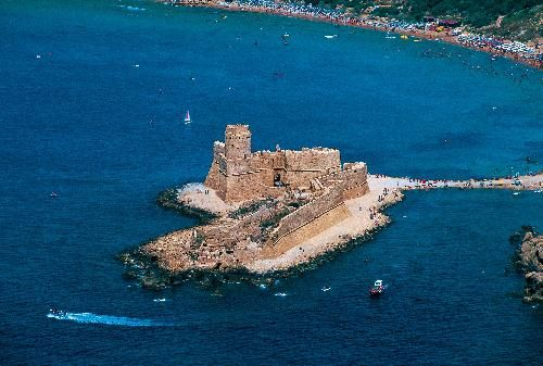 Escursione a Capo Rizzuto nella barca trasparente su www.degustiblog.it