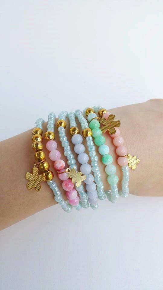 Sug Jasmin Pink Girls Charm Sexy Women Beads For Bracelets lM3NM4qDdP