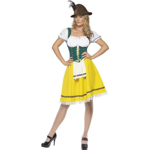 Oktoberfest Costume, Female