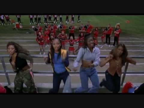 Love this part of the movie but the girl in the black shirt messed up the entire thing!