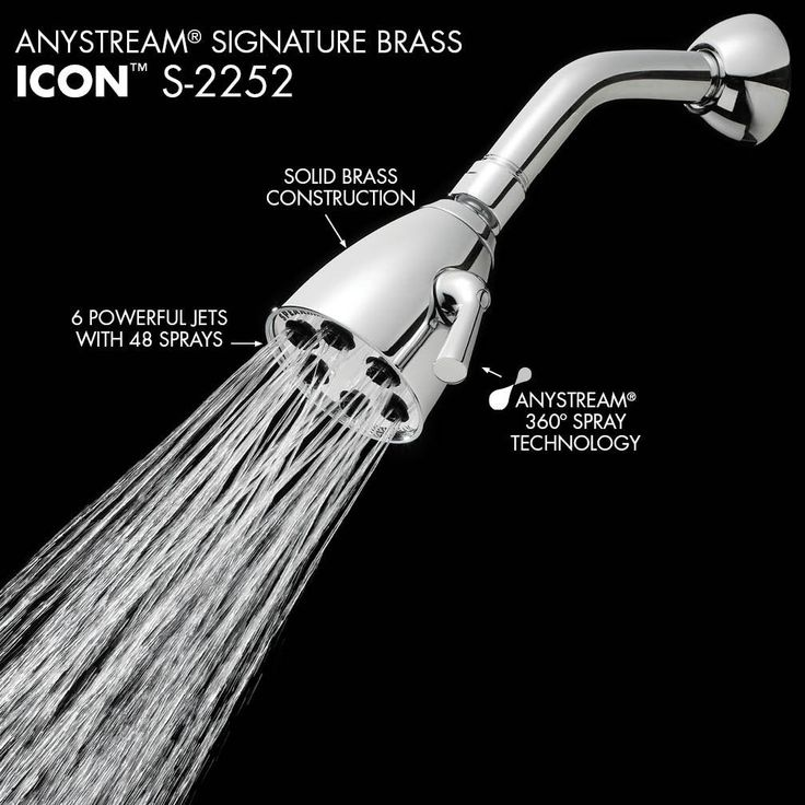 925 best High pressure shower heads images on Pinterest | High ...