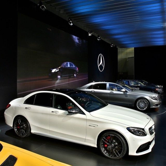 Future classics.  #Mercedes #Benz AMG #C63 #Maybach #LAAutoShow #LAAS #instacar #carsofinstagram #germancars #luxury
