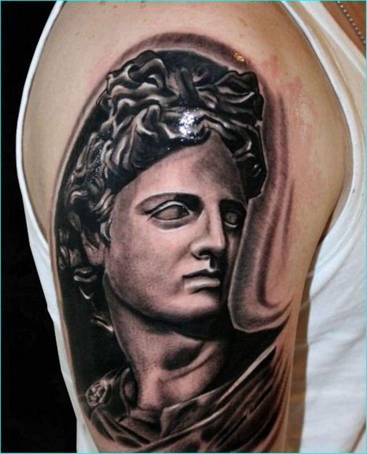 best 25 greek god tattoo ideas on pinterest greek mythology tattoos ares tattoo and angel. Black Bedroom Furniture Sets. Home Design Ideas