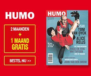 Gratis 1 Maand Humo - Gratis Prijzen Winnen