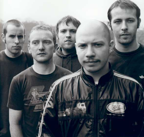 Mogwai. The best rock band from Scotland ever. At least.: