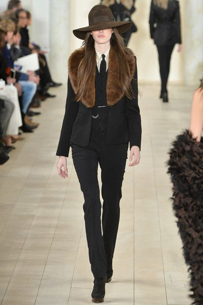 Ralph Lauren Fall 2015 Ready-to-Wear Collection Photos - Vogue