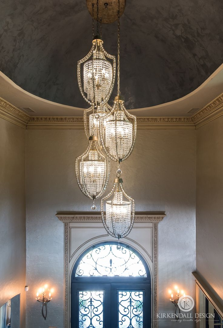 10 Best Of Modern Stairwell Pendant Lighting: Best 25+ Foyer Chandelier Ideas On Pinterest