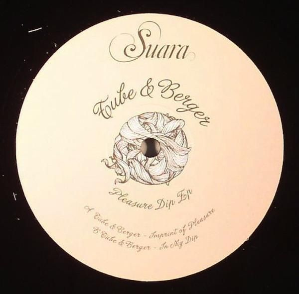 Tube Berger Pleasure Dip Ep Suara Suara072 Vinyl Records For Sale Vinyl Records Tube
